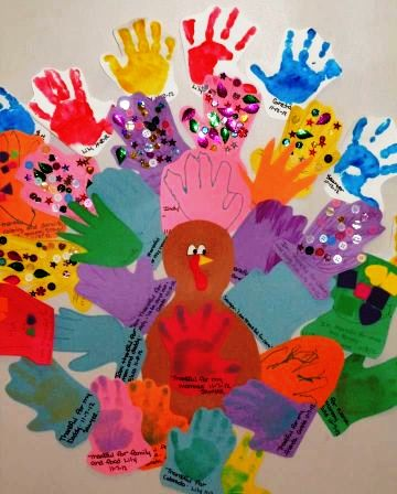 Denver Preschool Thanksgiving